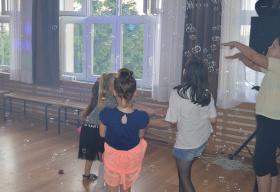Zabawa z okazji Dnia Dziecka 30.05.2018 r.