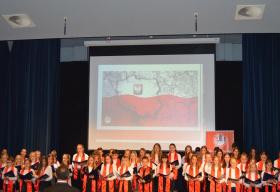 Koncert z okazji 101. rocznicy Odzyskania Niepodległości przez Polskę 12.11.2019 r.