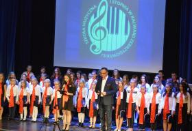 Koncert z okazji 100. rocznicy Odzyskania Niepodległości 9.11.2018 r.